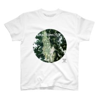 長野県 松本市 Tシャツ T-shirts