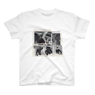 反発のための抑圧 T-shirts