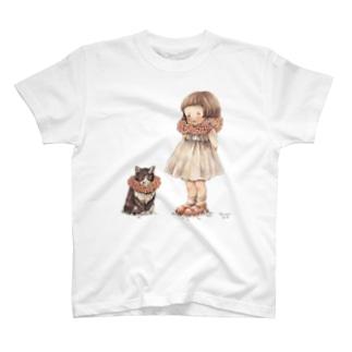 おそろい T-shirts