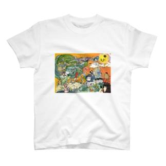 ブロッコリーの唄 T-shirts
