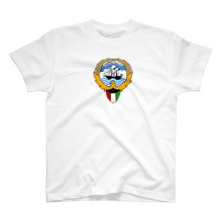 クエート国章 T-shirts