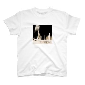 東京タワー02 T-shirts