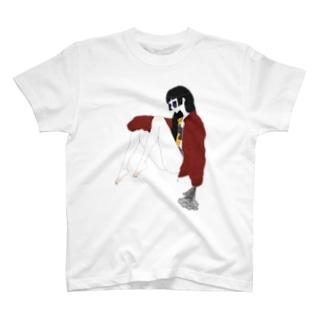 座 T-shirts