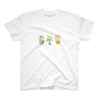 毎日図鑑「他人のべらんだ」 T-shirts