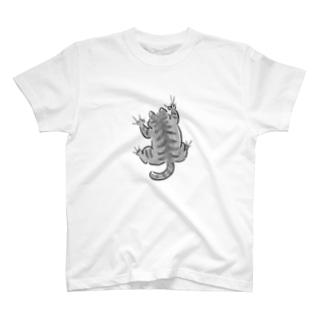 yojiyoji鯖トラ T-shirts