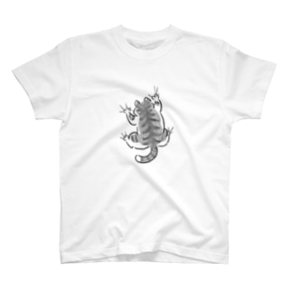 yojiyoji鯖トラ白 T-shirts
