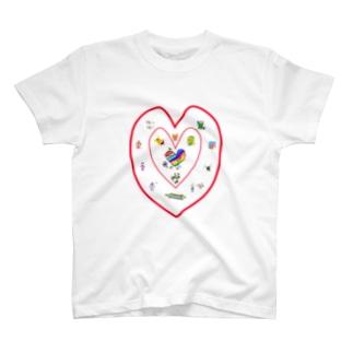 トリハーくん T-shirts