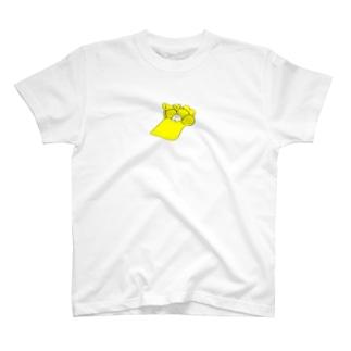 おやすみ、ぷりぷりうちゅうじん T-shirts