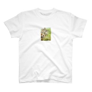 チキンロール T-shirts