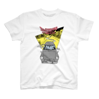 Kezuka Ryoichiroのドライブカー T-shirts