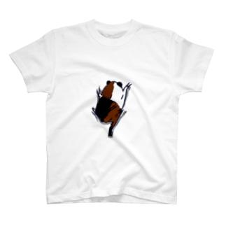 つかまり諭吉 T-Shirt