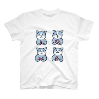 L.O.V.E.ニャー 2 T-shirts