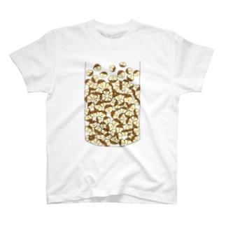【ハルハル】コンガラガル画007 T-shirts