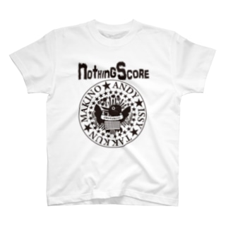nothingscore T-shirts