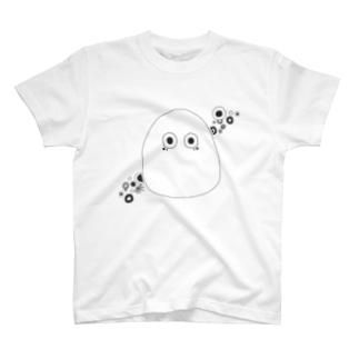 へんてこいきもののたまご T-shirts