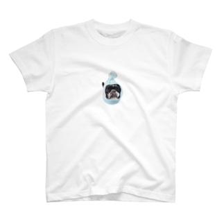 ヨダレーヌりくさんnext(色ものはこちらから) T-shirts
