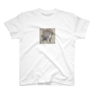 菊の彼女 T-shirts