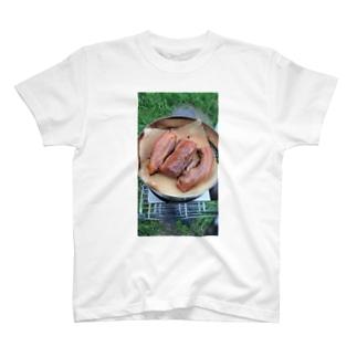 燻製ベーコン T-shirts