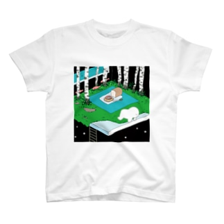 7月の柄 T-Shirt