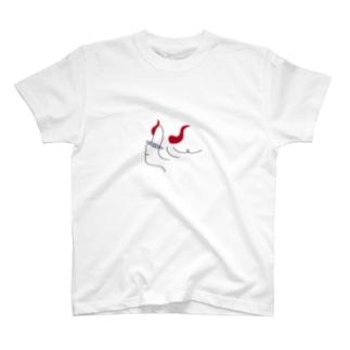 悪魔の子 T-shirts