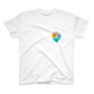 スタジオ嘉凰のnemおネム T-shirts