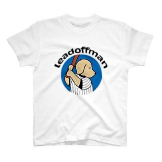 リードオフマン 2 T-shirts