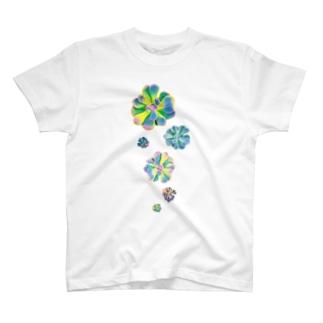 カラフルタニク T-shirts