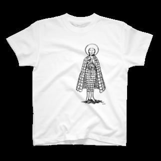 ネブカプロのファティマさん T-shirts