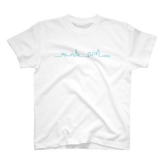 雑貨屋makanaのロゴ T-shirts