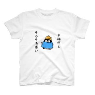 秋服 Tシャツ