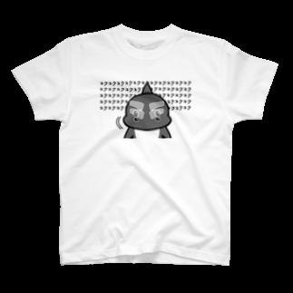 茶番亭かわし屋の「激しく同意」 #シャチくん T-shirts