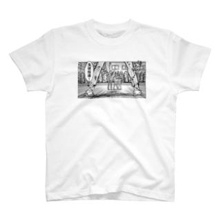 股下風景2 T-shirts