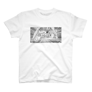 股下風景3 T-shirts