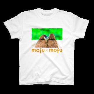 谷中画廊のペンギンもふもふ01 T-shirts