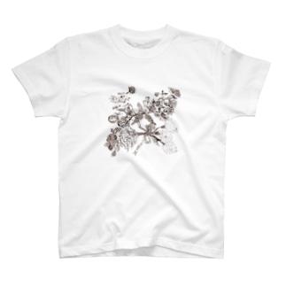 不眠症 T-shirts