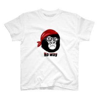 PNゴリラ2 T-shirts