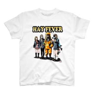 HAY FEVER T-shirts