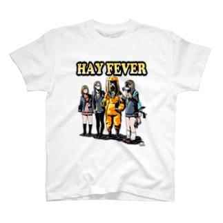 HAY FEVER Tシャツ