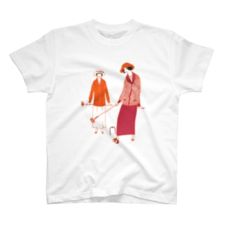 Deux costumes de sport:2つのスポーツスーツ(5271600) T-shirts