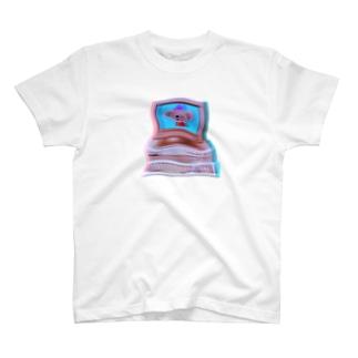 回線弱者2 T-shirts