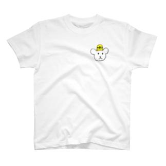 安全クマー T-shirts
