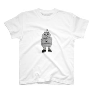 タベテナイヨ T-shirts