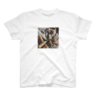 肺炎 T-shirts