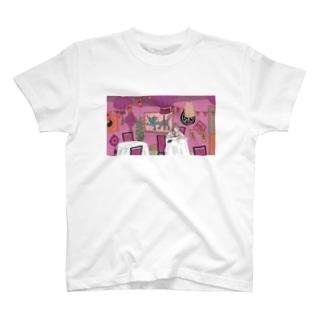 チャイニーズレストラン T-shirts