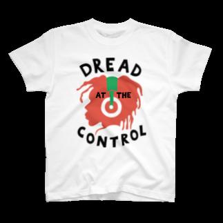 ShineのDREAD CONTROL T-shirts