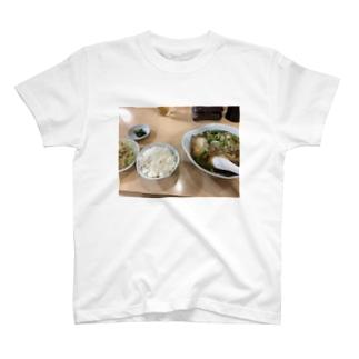 中華そば T-shirts
