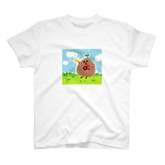 t-cho(ドーナッツ) T-shirts