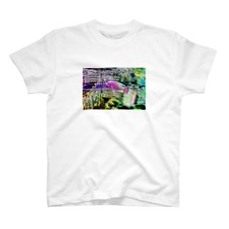 浸食海流 T-shirts