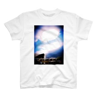 都市の造形 T-shirts