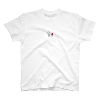 いかずきんとたこずきん Tシャツ